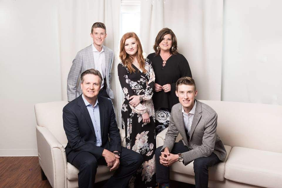 Beyond the Song with the Mylon Hayes Family singing, Resurrection Power