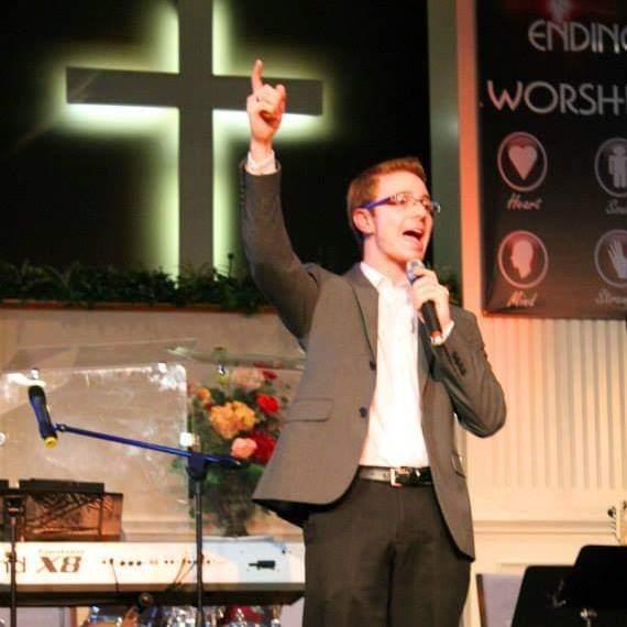 Jon Groves: Why don't men worship?