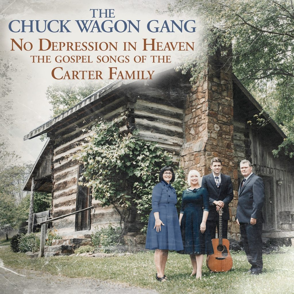 The Chuck Wagon Gang's latest album