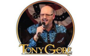 Press Release | Tony Gore Announces Live Band for 2020 Tour