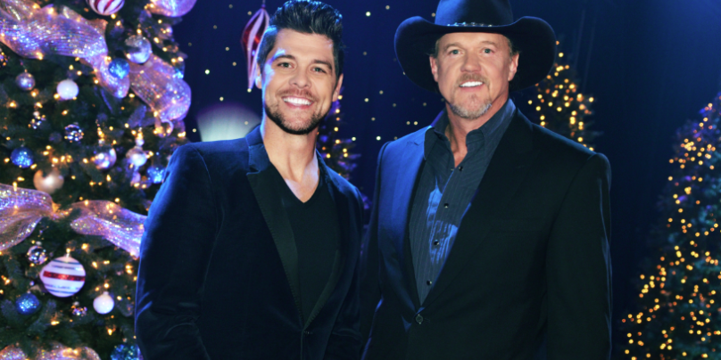 Trace Adkins Selects Jason Crabb As Special Guest for Performances during The Gift of Christmas with Trace Adkins and Friends Residency at Gaylord Opryland