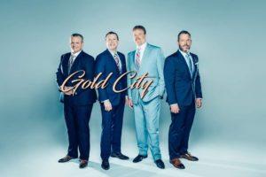 GOLD CITY, KINGSMEN headline Thanksgiving gospel concert