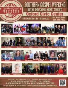Southern Gospel Weekend 2020