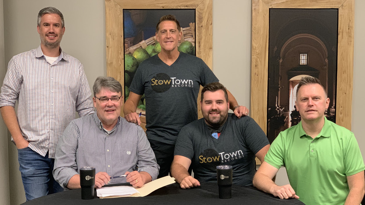 StowTown Records Signs The Steeles to Label