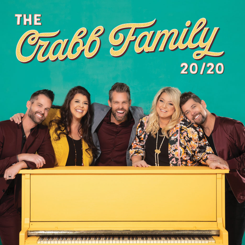 The Crabb Family Releases First New Album In Eight Years
