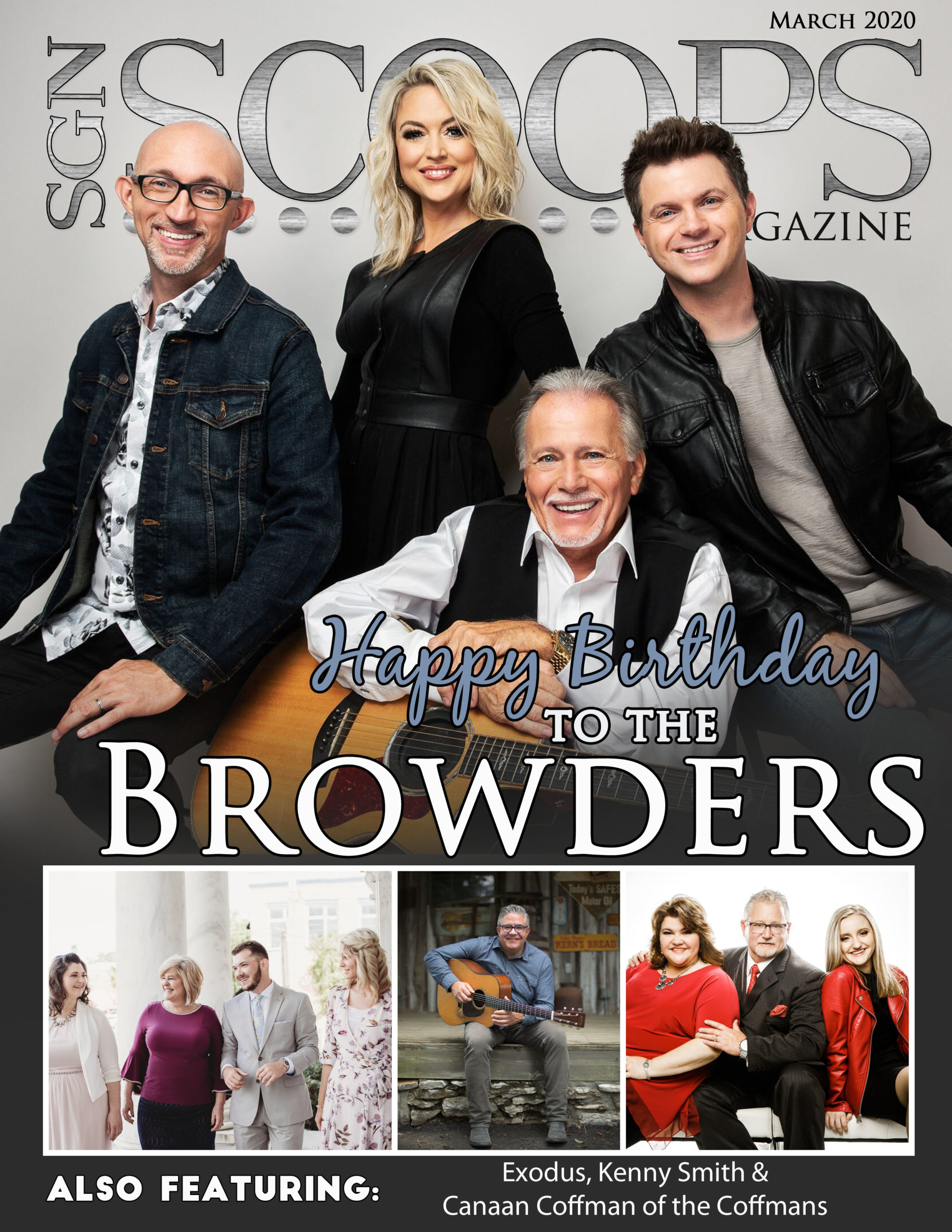 March 202 SGN Scoops Magazine