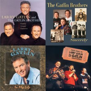 Legendary Gatlin Brothers Team with Time Life® for Digital Multi-Album Release