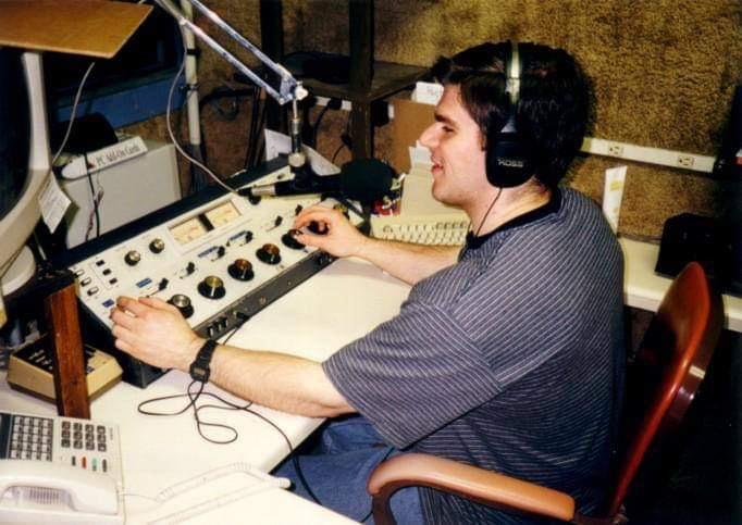 DJ Spotlight - Chuck Bradford WBTG