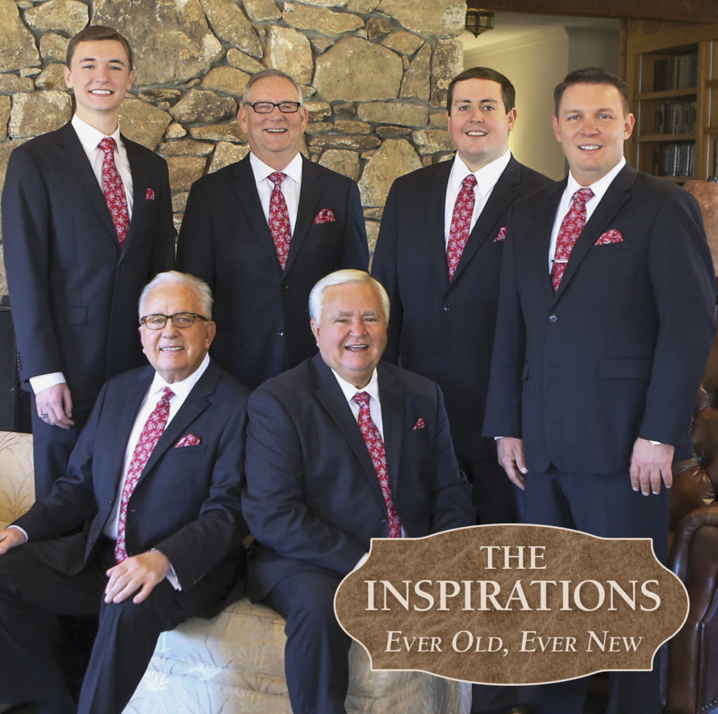 The Inspirations release new album, Ever Old, Ever New