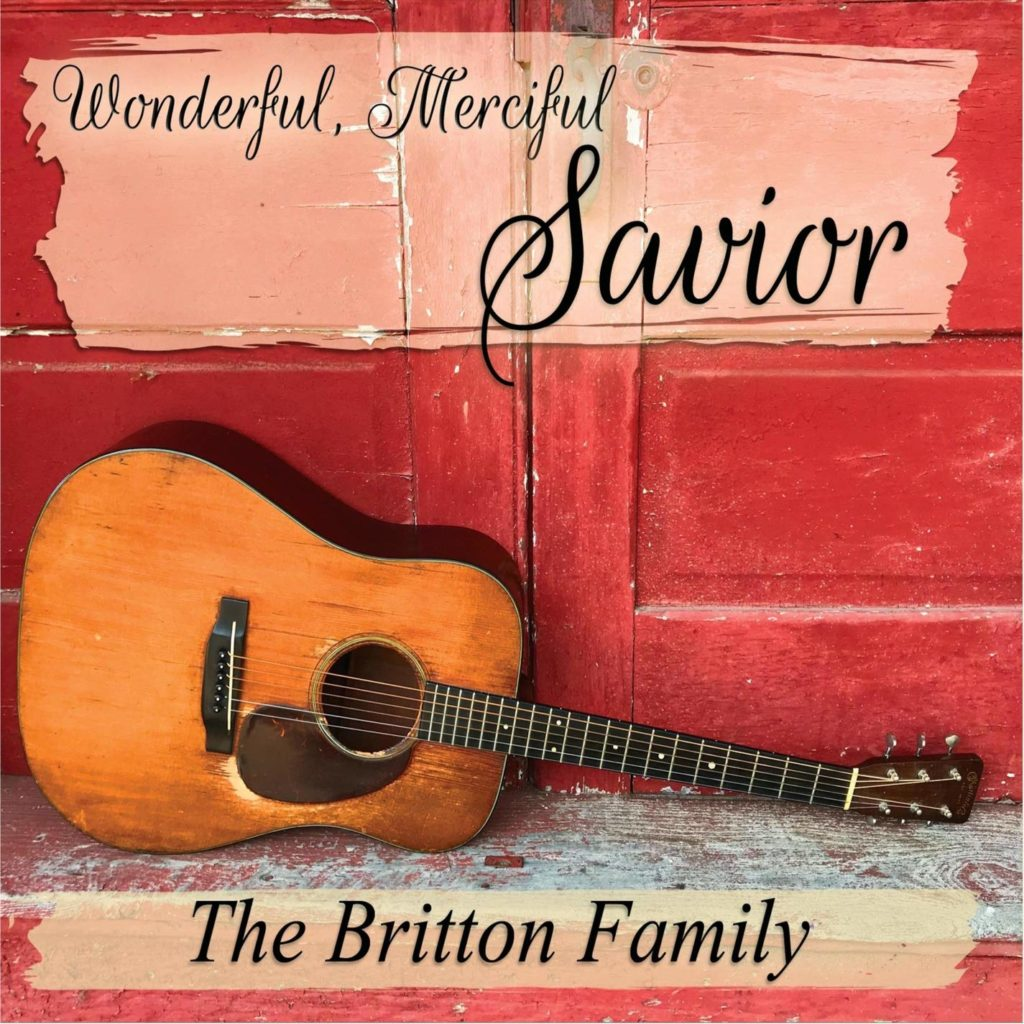 The Britton Family and Friends. Family Music Group.