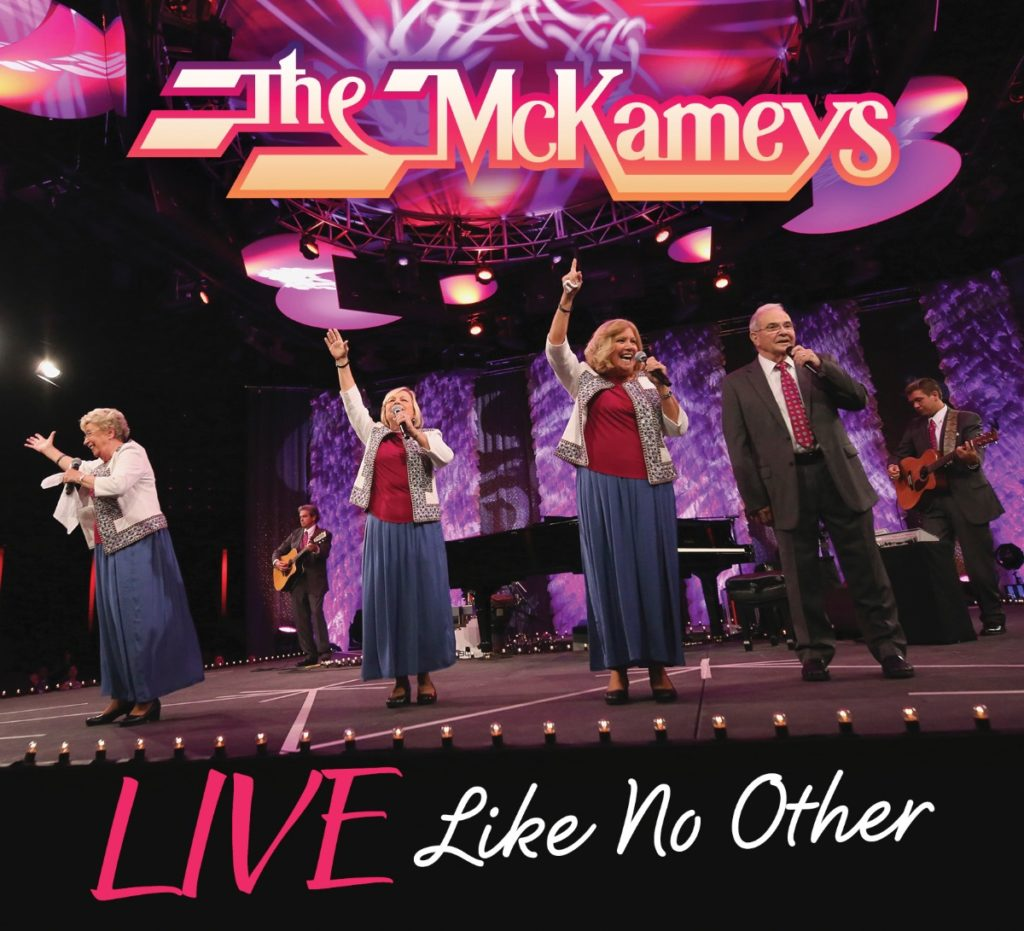 The McKameys to release CD/DVD, LIVE Like No Other
