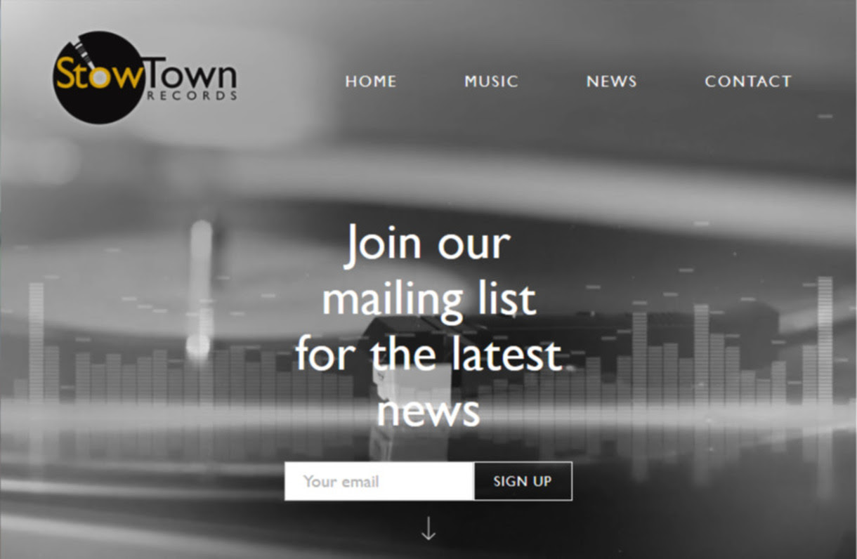 StowTown Records Unveils New Website