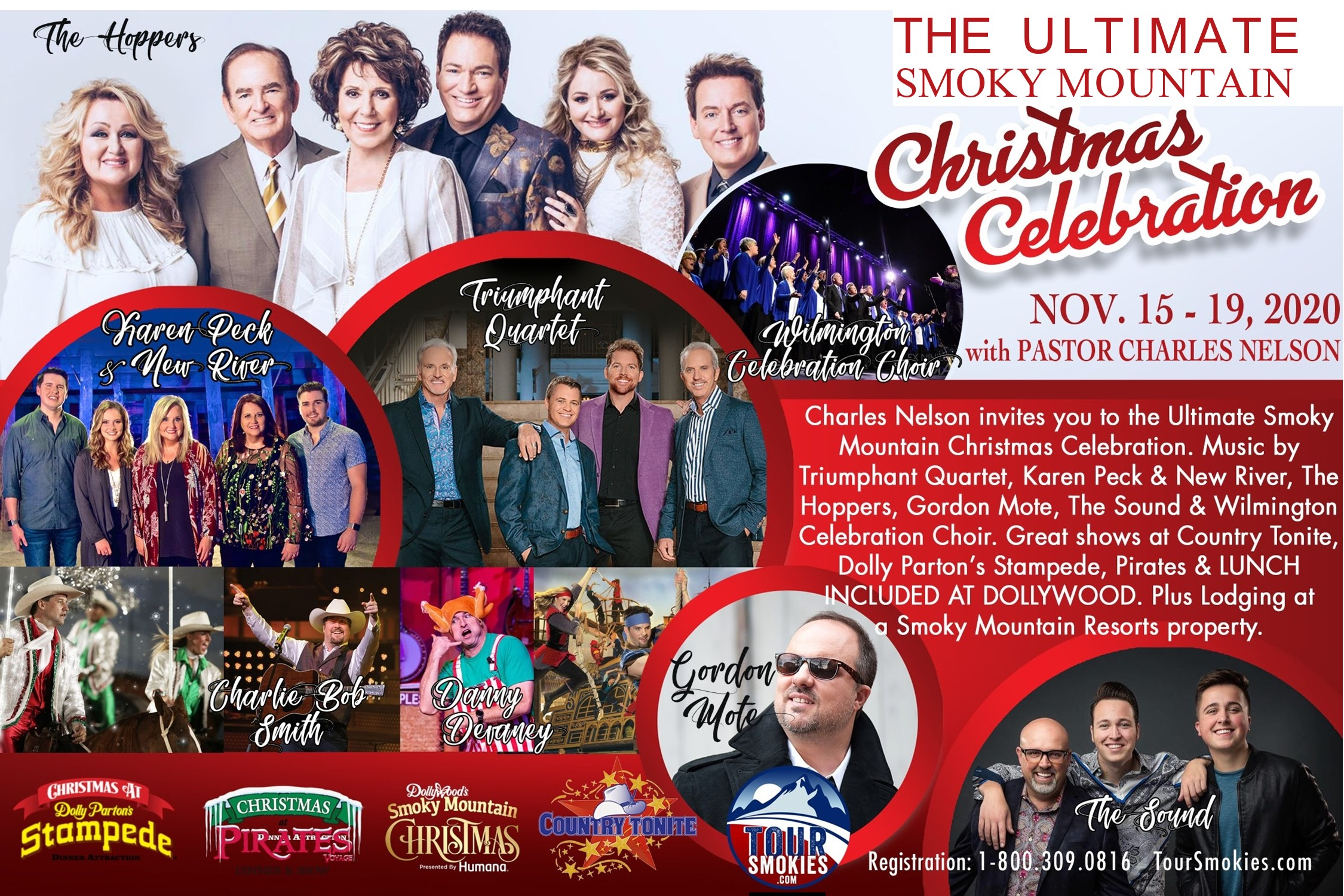 The Ultimate Smoky Mountain Christmas Celebration