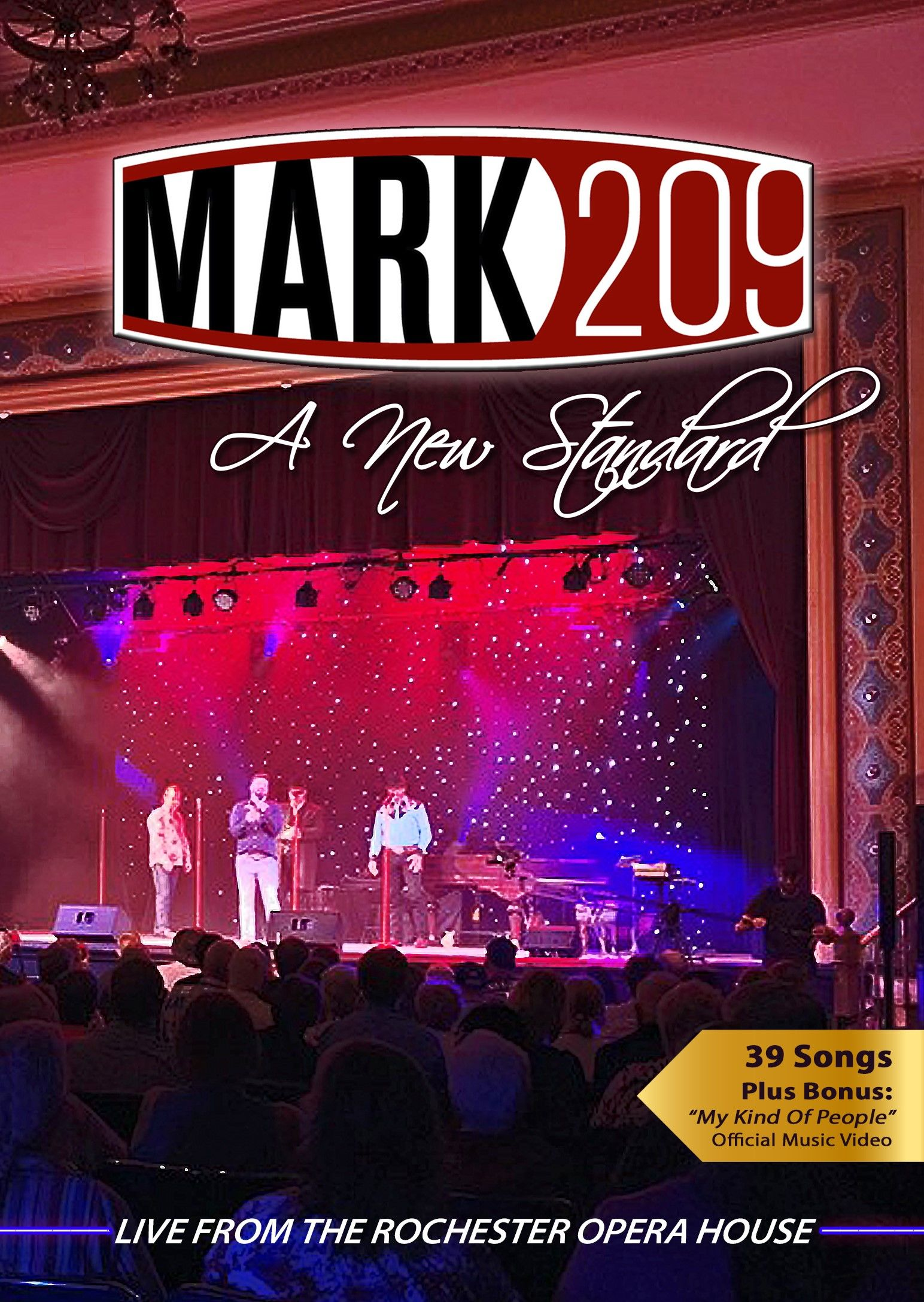 MARK209 Releases Live Concert Video