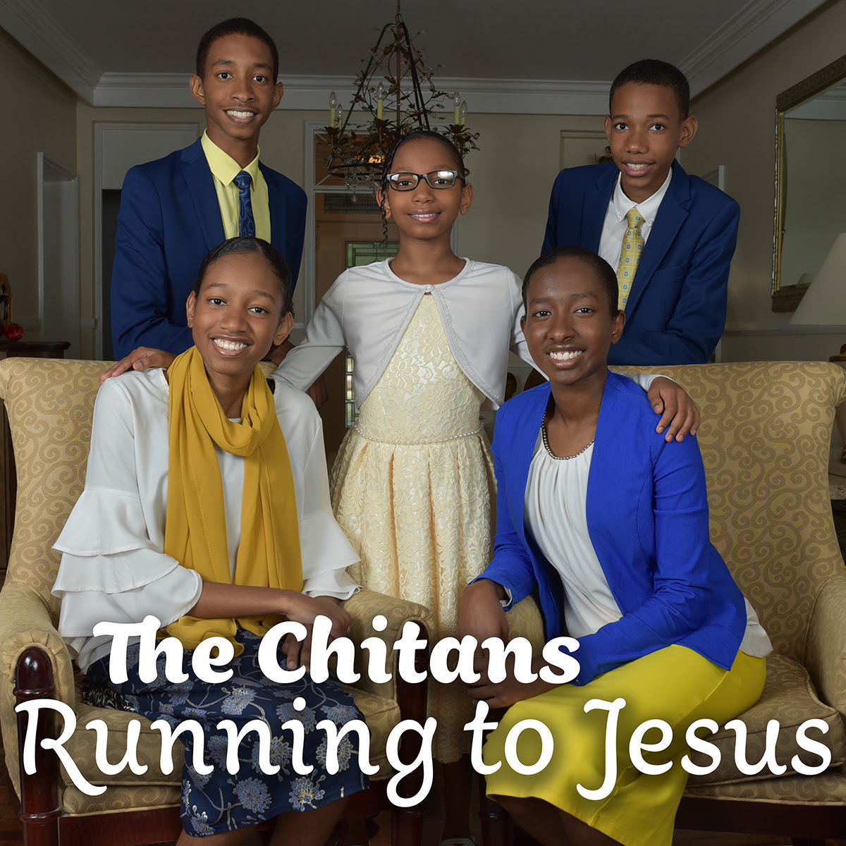 "The Chitans release ""Running To Jesus"""