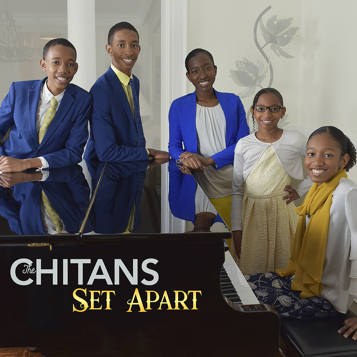 The Chitans to release debut album with Horizon Records