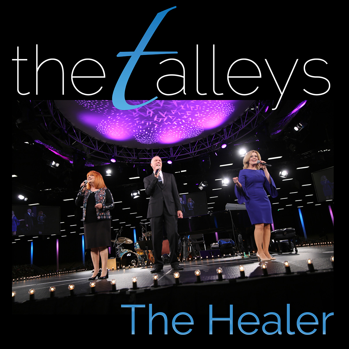 """The Talleys continue LIVE single releases with """"The Healer"""""""