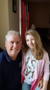 Tim Bates and Kaylin Bates