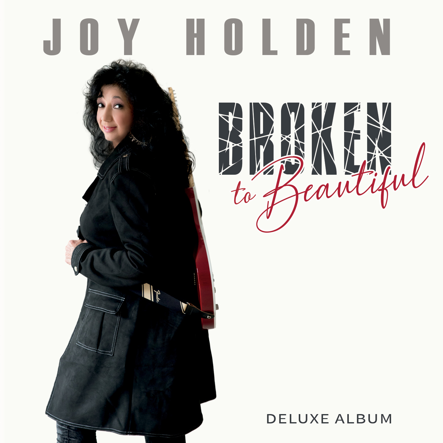 "Joy Holden Releases New Lyric Video ""Smiling Inside"""